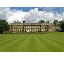 Upton House, Warwickshire, UK Photographic Print