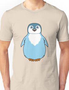 Light Blue Baby Penguin Unisex T-Shirt