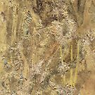 Eroded Gold Surface by nexus7