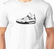 J4 White Cement Unisex T-Shirt