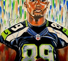 Doug Baldwin by khanda