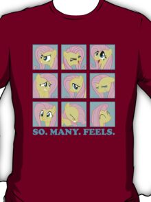 Fluttershy Feels T-Shirt