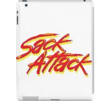 Sack Attack! iPad Case/Skin