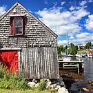 Herring Cove, Nova Scotia by Amanda White