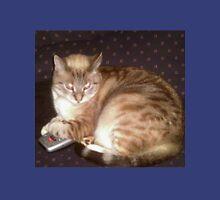 My Cat Hogging The Controler Unisex T-Shirt