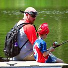 A Good Day Fishing by lorilee