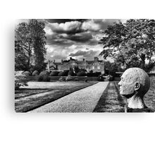 Head Of The House Canvas Print