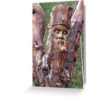 Woodland Spirit Greeting Card