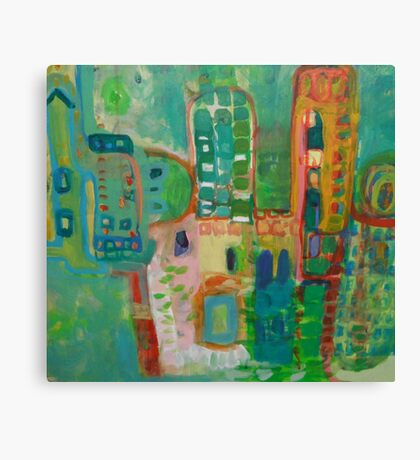 city #7 Canvas Print