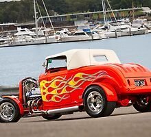 Buddy's 1932 Ford Roadster by HoskingInd