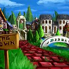 RPG Town by LightningArts