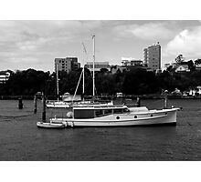 Bay Cruiser Photographic Print
