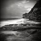 Storm Approaching Dee Why by Peter Hill
