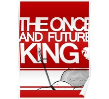 The Once and Future King Again Poster