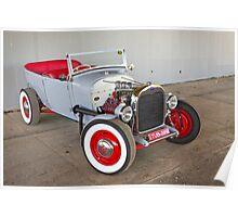 Andrew's 1928 Flathead Ford Tourer Poster