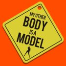 My Other Body is a Model by EdwardDunning
