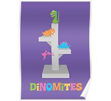 DinoMites Poster