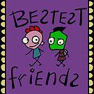 Bestest Friends by KikiCraft