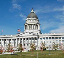 Capitol  by Nicole  Markmann Nelson