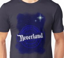 Imported from Neverland - Off to Neverland Unisex T-Shirt