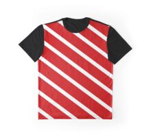 Candy Cane Graphic T-Shirt