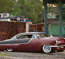 Steven Cooke's Headhunter 1954 Ford Victoria by HoskingInd
