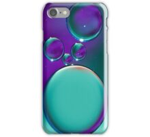 Blue Bubble's iPhone Case/Skin