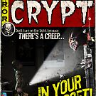 Tales from the Crypt Promo Cover by Jacob Charles Dietz