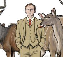 Zookeeper Mycroft Sticker