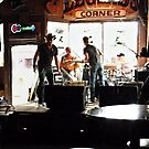 Live Country Music At Legends Corner, Nashville, Tennessee by © Bob Hall