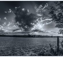 Clouds & Sun (Flare) by Aaron Campbell