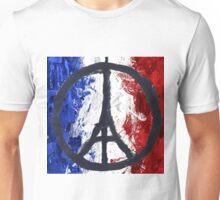 France Des Pray Prières Flag France Unisex T-Shirt