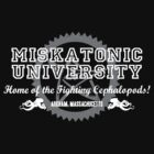 Miskatonic University by Doombuggyman