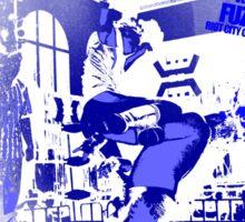 Bitter Rivals 1: Smyth V FuZion circa: 2008 Sticker