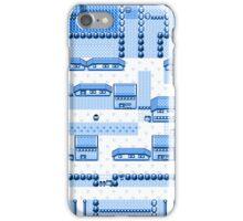 Cerulean City iPhone Case/Skin