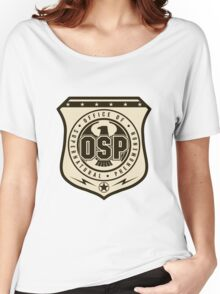 OSP INSIGNIA Women's Relaxed Fit T-Shirt