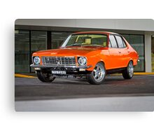 Chris Milburn's LJ Holden Torana Canvas Print