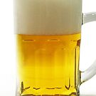 Beer Mug iPhone case by superiorgraphix