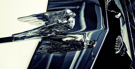 Cadillac Reflections by Kurt Golgart