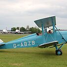 de Havilland DH 60G III Moth Major by Ross Sharp