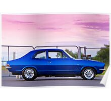 Adrian Coulter's LJ Holden Torana Poster