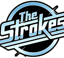 The Strokes by Valladoli