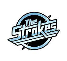 The Strokes by Valladoli