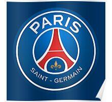 Paris Saint-Germain F.C. Poster