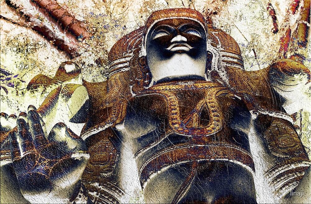 Shiva Power by linaji