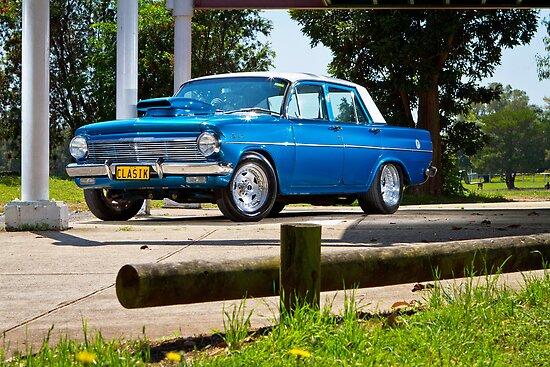 Sacilotto Family's EH Holden Sedan CLASIK by HoskingInd