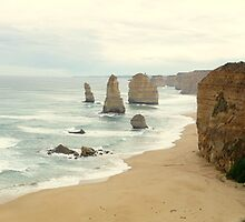 The 12 Apostles by PerkyBeans