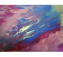 Abstract Painting 005  Photographic Print