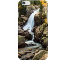 Alberta Falls iPhone Case/Skin