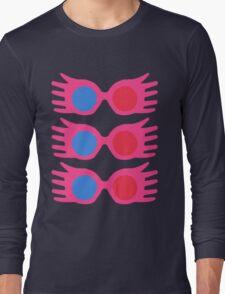 Spectrespecs Pattern Long Sleeve T-Shirt